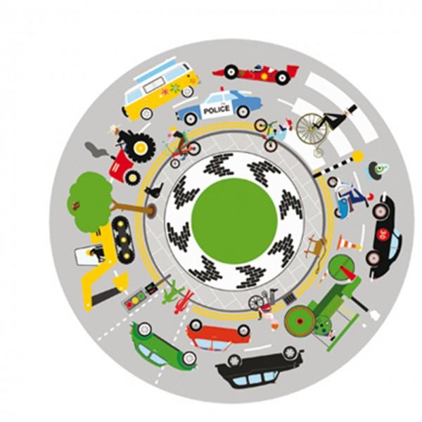 Fahrzeuge (Dia für Space Projektor)