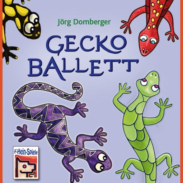 Geckoballett Legespiel