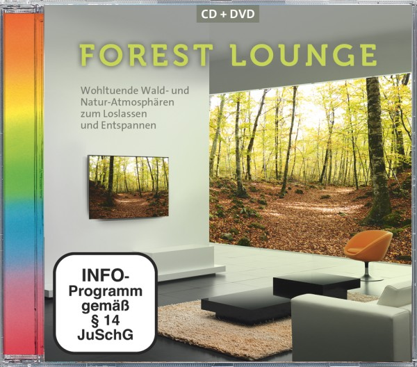 Forest Lounge (CD/DVD)