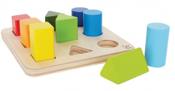 Farben- und Formensortierer