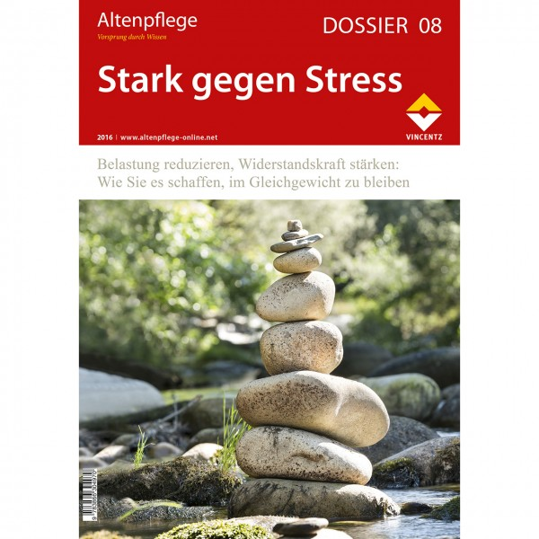 Stark gegen Stress Fachbuch