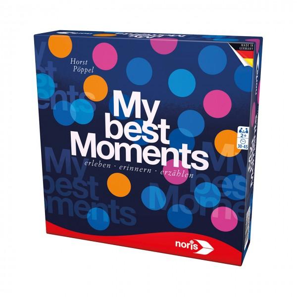 My best Moments Lege- und Erinnerungsspiel