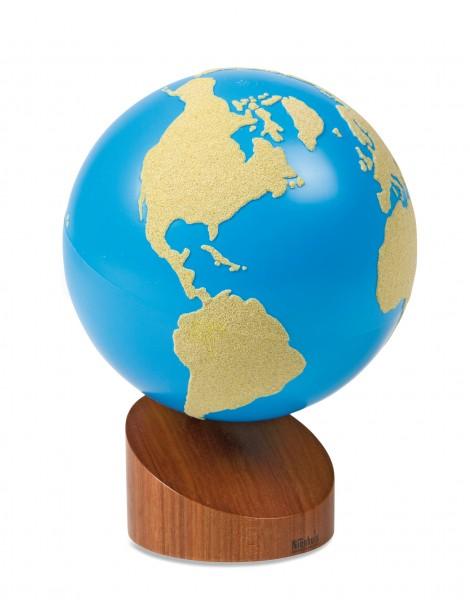 Globus Land-Wasser 1