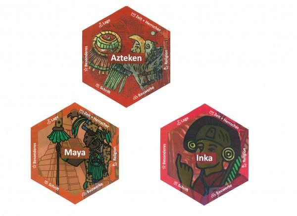 Erweiterungspaket Maya Azteken Inka