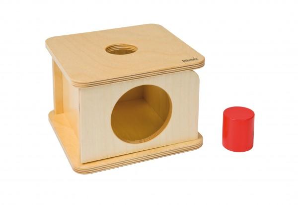 Kasten mit dickem Zylinder (lieferbar ca. 19KW51)
