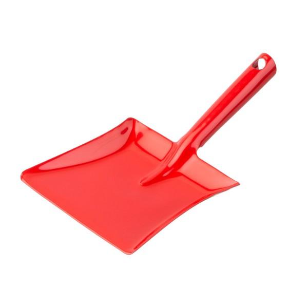 Mini-Kehrblech rot 4,5 x 8 cm