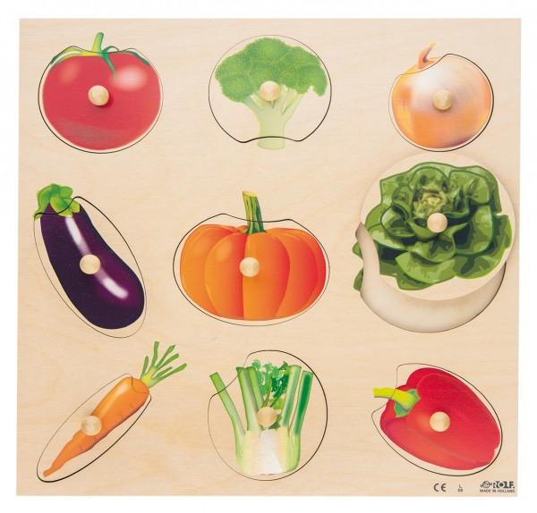 Gemüsepuzzle