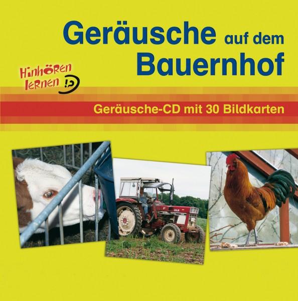 Geräusche auf dem Bauernhof