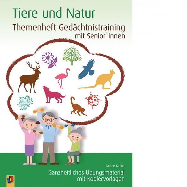 Tiere und Natur - Ganzheitliches Materialien mit Kopiervorlagen