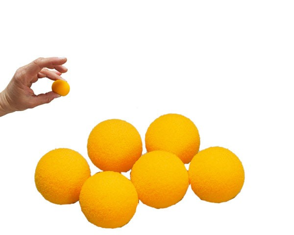 Softbälle Set (4cm/6 St)