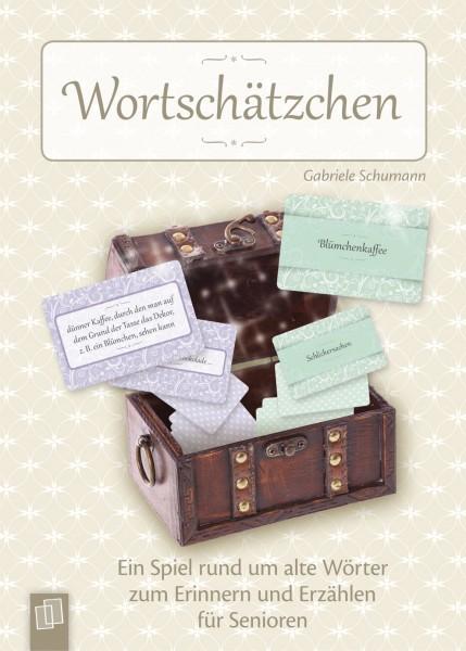 Wortschätzchen - ein Spiel um alte Wörter