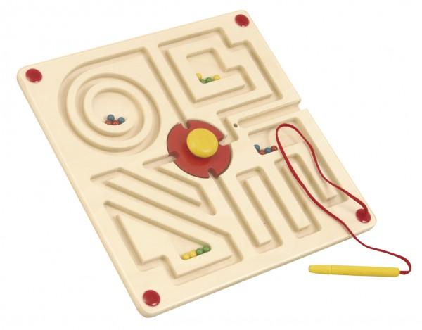 Magnetisches Linienführspiel BASIC