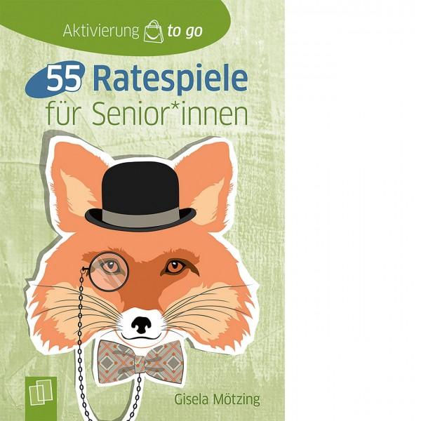 55 Ratespiele für Senior*innen (Neuer Preis Sept. 20)