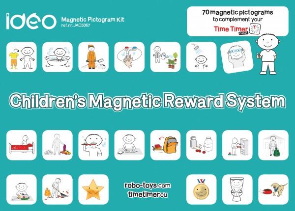 Belohnungskasten für Kinder