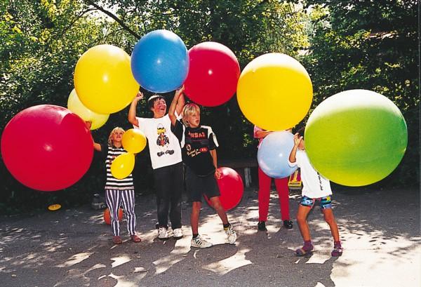 Riesenluftballon für Therapie 80 cm ø