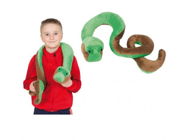 Snake schwerer Kuschelschal
