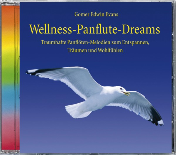 Wellness-Panflute-Dreams (CD)