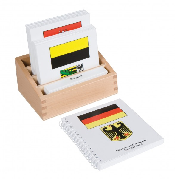 Fahnen und Wappen von Deutschland