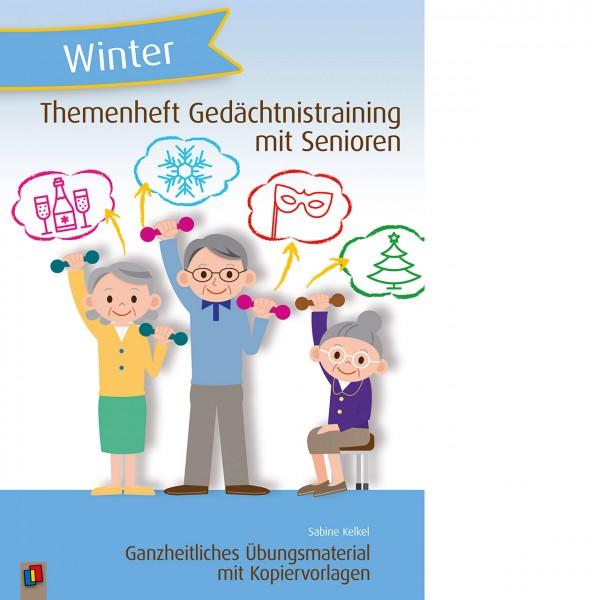 Winter - Ganzheitliches Materialien mit Kopiervorlagen