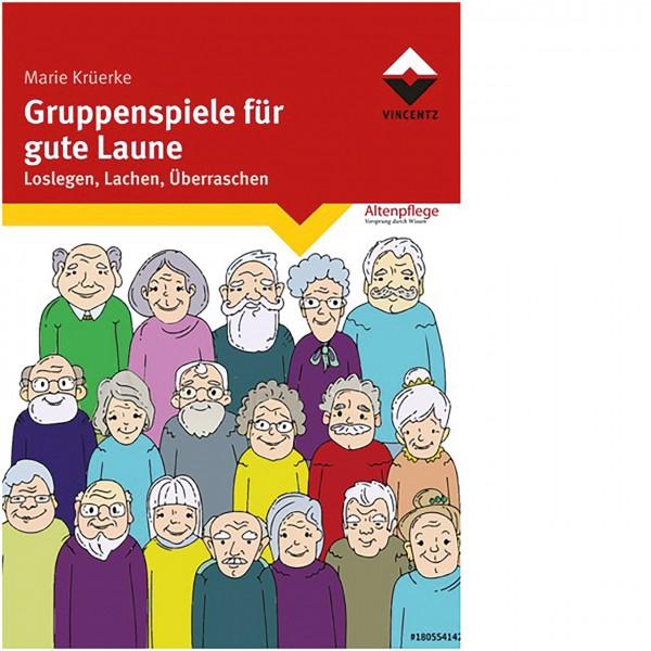 Gruppenspiele für gute Laune Fachbuch