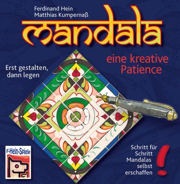 Mandala eine kreative Patience
