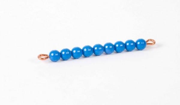 Perlenstäbchen von 9 - Lose Perlen, Kunststoff