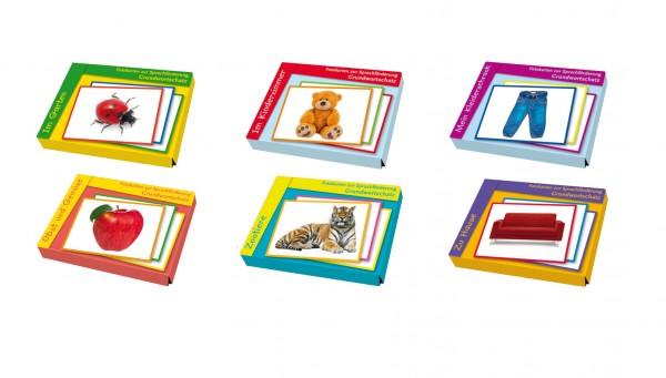 Fotokarten zur Sprachförderung