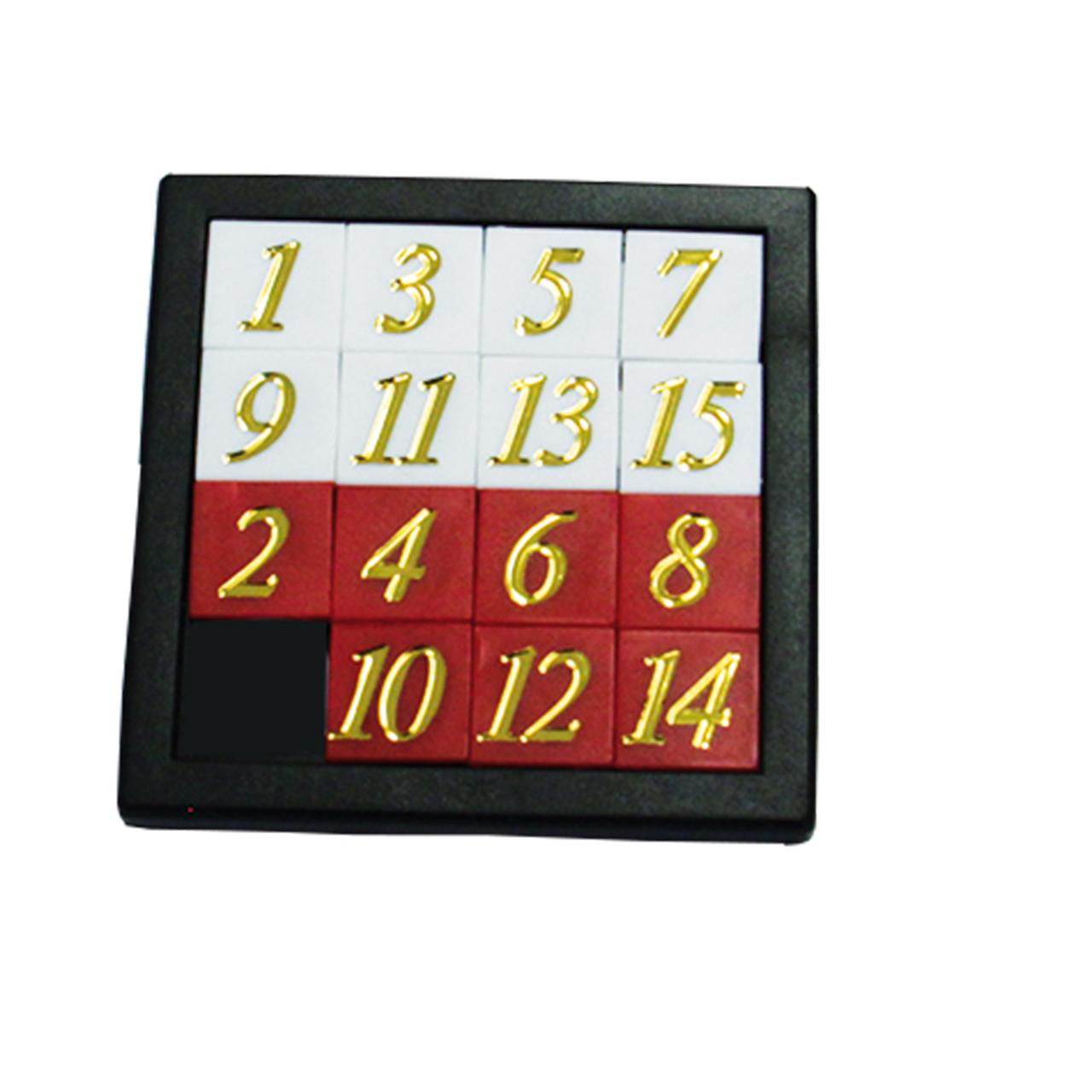 Zahlenschiebespiel