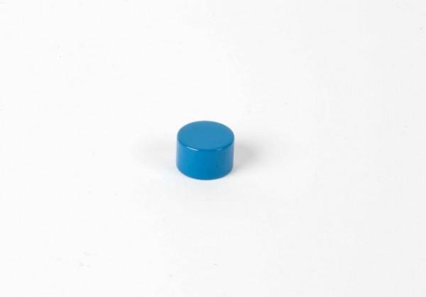 Farbige Zylinder - 2. blauer Zylinder Nienhuis