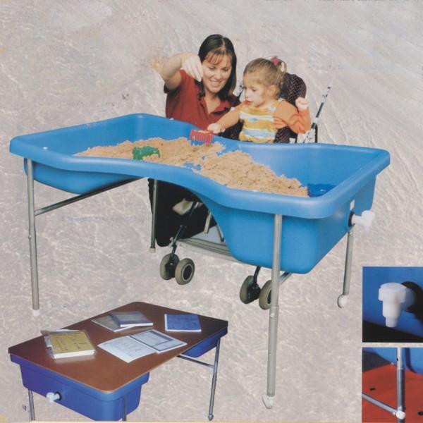 Sand und Wassertisch WALES