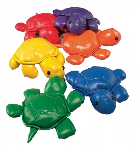 Bean-Bag Schildkröten ( 6 tlg)
