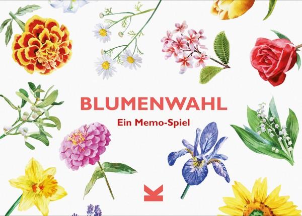 Blumenwahl Memospiel