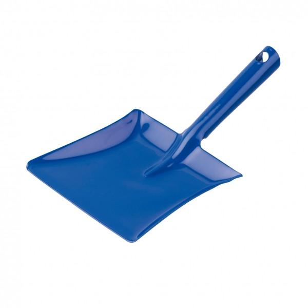 Mini-Kehrblech blau 4,5 x 8 cm