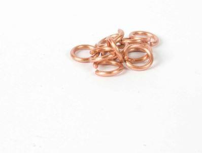 Ringe für das Perlenmaterial,10 St