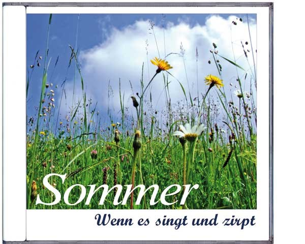 Sommer - Geräusche CD