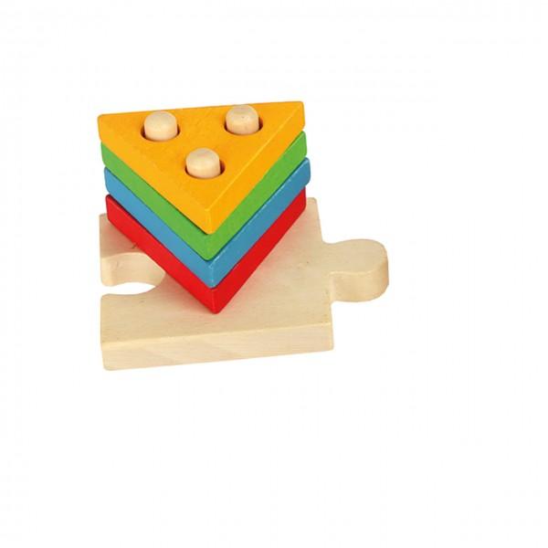 Puzzlesteckspiel Formen
