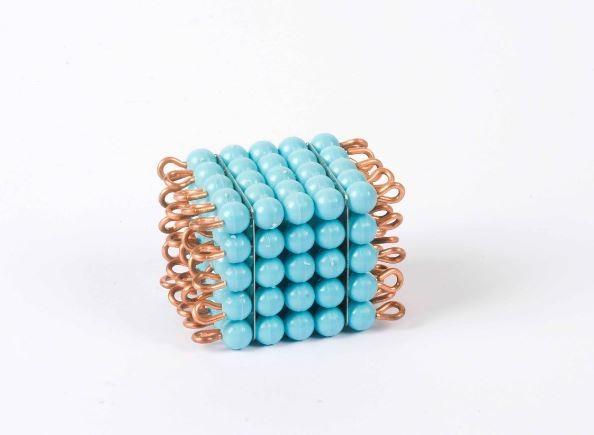 Perlenkubus von 5 - Lose Perlen, Kunststoff