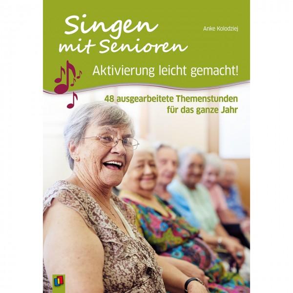 Singen mit Senioren Aktivierung leicht gemacht!