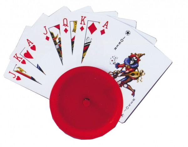 Kartenhalter Rund