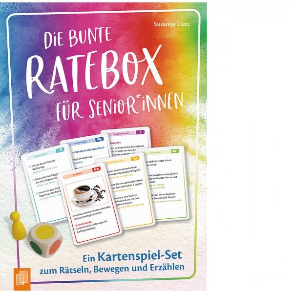 Die bunte Ratebox für Senior*innen