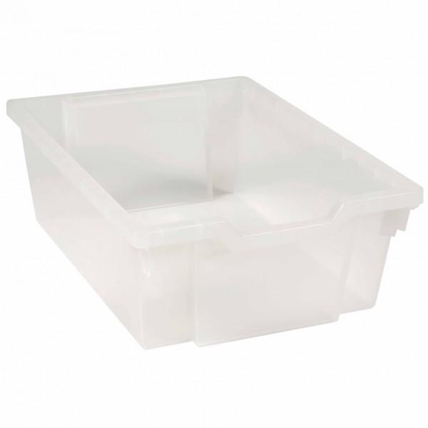 Schublade 15 cm transparent