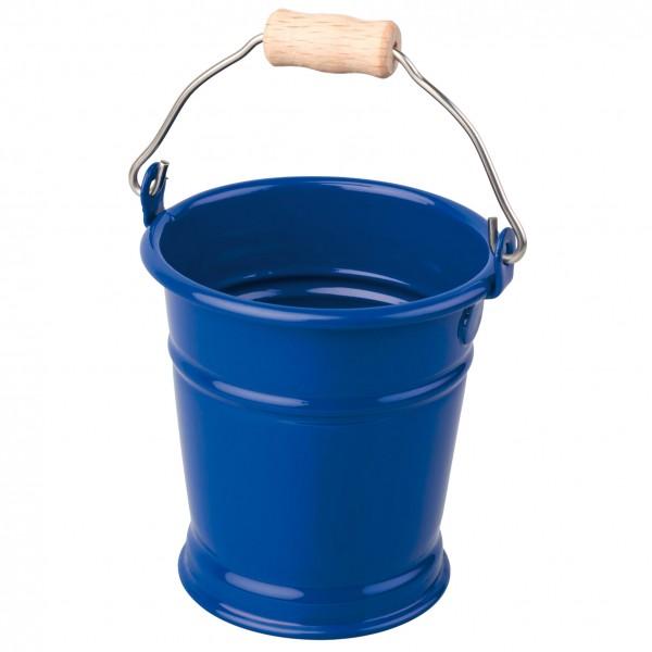 Mini-Eimer blau