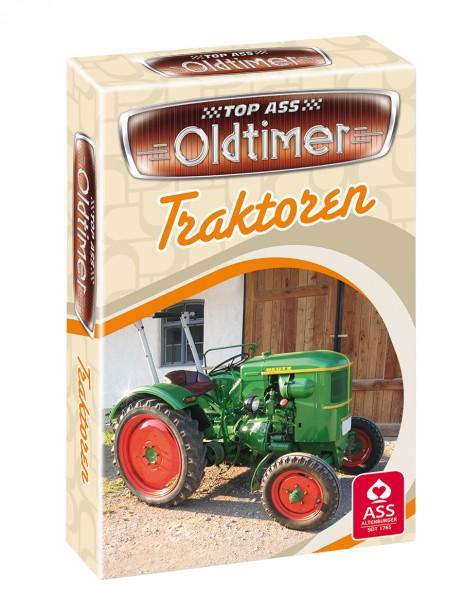 Oldtimer Quartett Traktoren