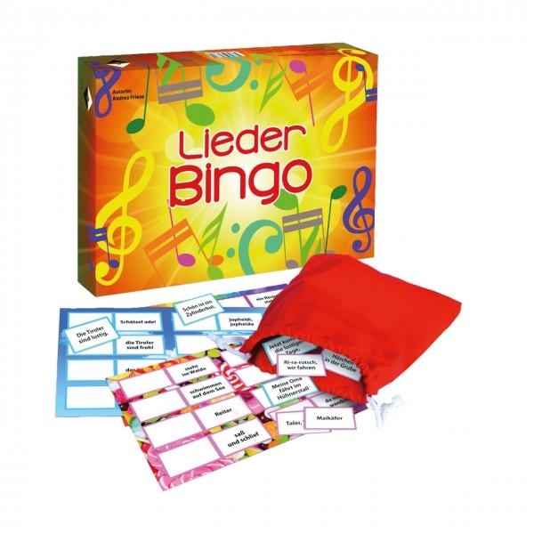 Lieder Bingo Gesellschaftsspiel