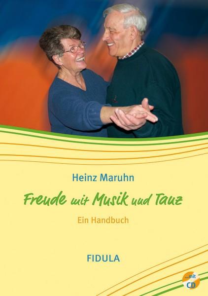 Freude mit Musik und Tanz (Buch inkl. CD)
