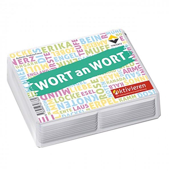 Wort an Wort Kartenspiel