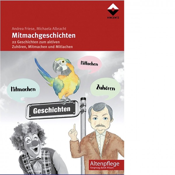 Mitmachgeschichten Fachbuch