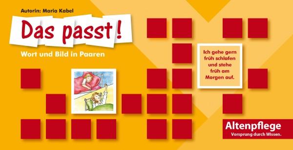 Das Passt! 1 (Spiel)