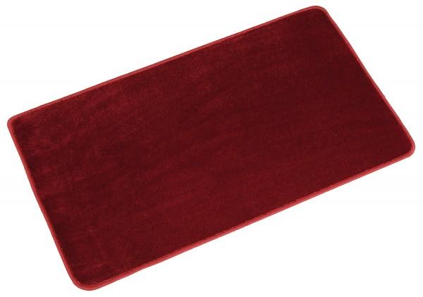 Arbeitsteppich rot