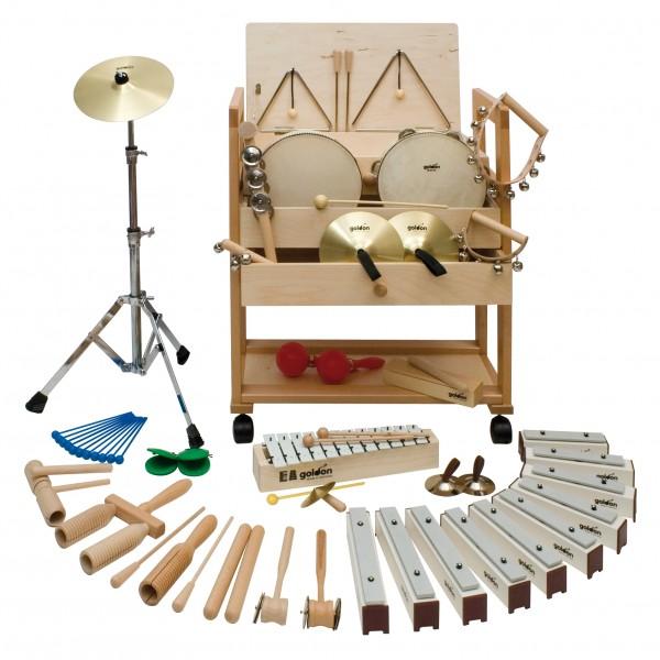 Klang- und Rhythmikwagen